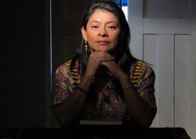Irma Alicia Velásquez Nimatuj