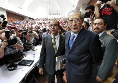 Ríos Montt and Attorneys